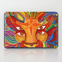 Lion's Visions iPad Case