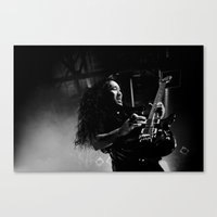Dragonforce Canvas Print