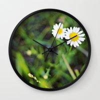 Vibrant Wall Clock