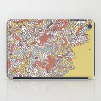 Flower Medley #1 iPad Case