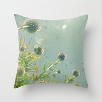 Just Dreaming Throw Pillow