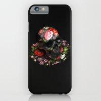 Zhostovo Skull iPhone 6 Slim Case