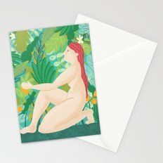 Jane of the Jungle Stationery Cards