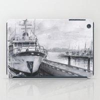Kirkland Marina Waterfro… iPad Case