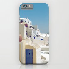 Santorini Door VIII Slim Case iPhone 6s