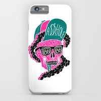 iPhone & iPod Case featuring A$$HOLE by Josh Ln