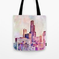 My Kind Of Town Tote Bag