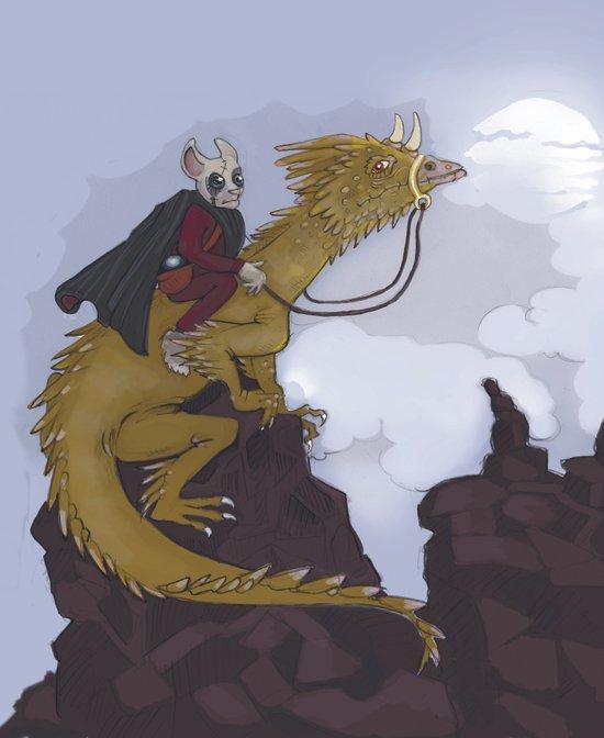 Fantasy Theme Art Print