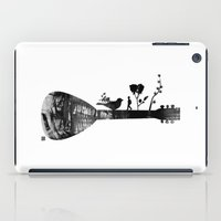 Guitar Childhood iPad Case