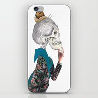 What Was The Question? iPhone & iPod Skin