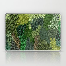 Leaf Cluster Laptop & iPad Skin