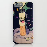 iPhone & iPod Case featuring habbits by ASTRA ZERO