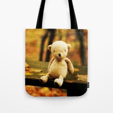 Taking the weight off my Paws Tote Bag