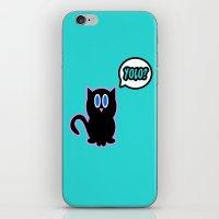 Yolo? iPhone & iPod Skin