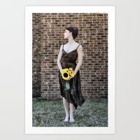 Another Calling Art Print