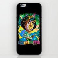 Syd Barrett iPhone & iPod Skin