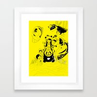 LAGORCA 01 Framed Art Print
