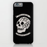 iPhone & iPod Case featuring Not Today by WEAREYAWN