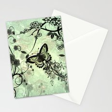 Wonderful butterflies Stationery Cards