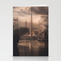 Old Ships Stationery Cards