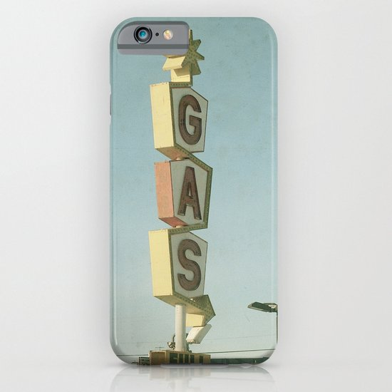 Vintage Gas iPhone & iPod Case