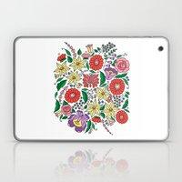Hungarian Embroidery Mot… Laptop & iPad Skin