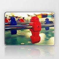 Foosball fun Laptop & iPad Skin