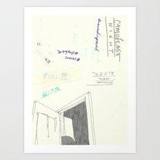 100 1 Art Print