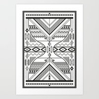 2112|2012 Art Print