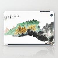 Spring Of Pin-Din iPad Case