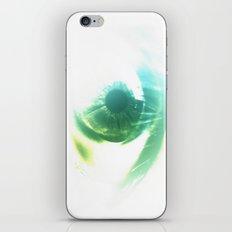 the stink eye iPhone & iPod Skin