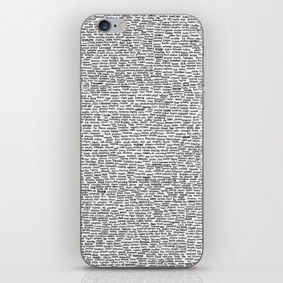Securitee iPhone & iPod Skin