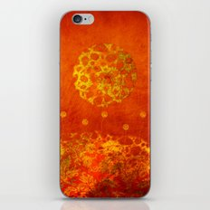 Tender Ground iPhone & iPod Skin