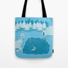 Quality Time Tote Bag