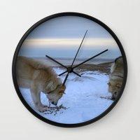 Ilulissat Greenland: The… Wall Clock