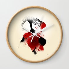 Sweet Insanity Wall Clock