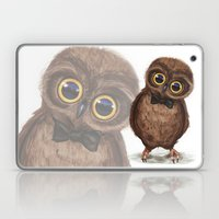 Owl III Laptop & iPad Skin