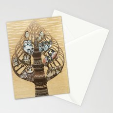 Owls Hotel Stationery Cards