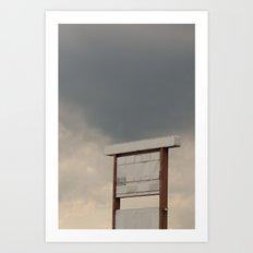 Un-advertising Art Print