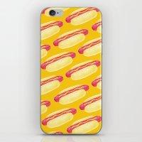 Hot Dogs! iPhone & iPod Skin