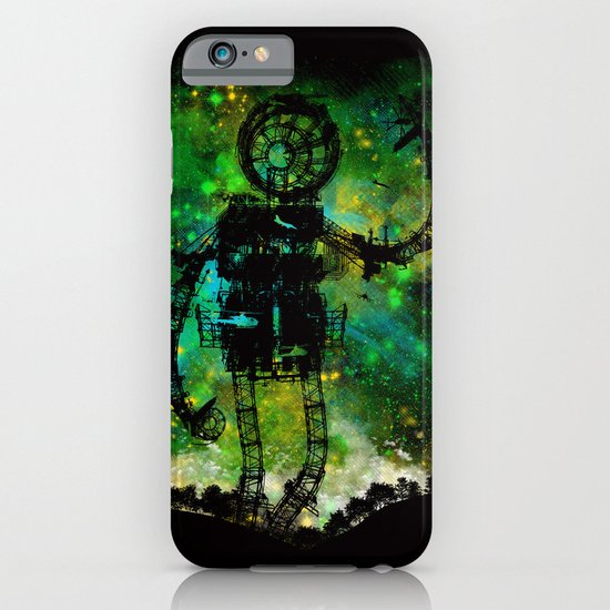 Mad Robot iPhone & iPod Case