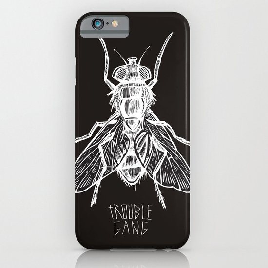 TROUBLE RIPPER / TROUBLE FLY iPhone & iPod Case