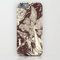 iPhone & iPod Case featuring A Geek Legend by Don Lim