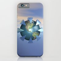 iPhone Cases featuring Still Life On Earth by Phil Perkins