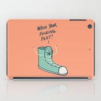 Soured Sole iPad Case