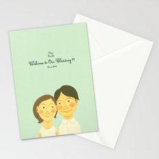 S&K Happy Wedding !! Stationery Cards