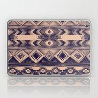 Southwest Pattern- Peach & Purple Laptop & iPad Skin