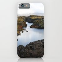 iPhone & iPod Case featuring Halcyon Still by Samantha MacDonald