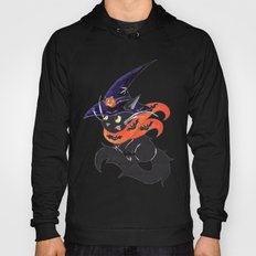 Witch City Kitty Hoody