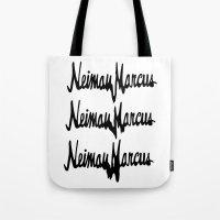 NM Drip (black Only) Tote Bag